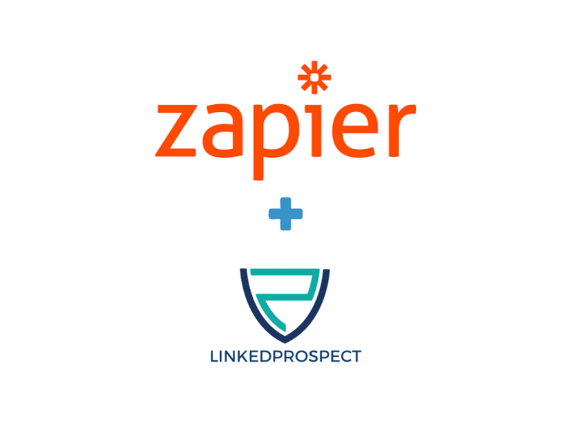 Zapier and LinkedProspect CRM Integration