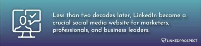LinkedIn History, Statistics, LinkedIn Growth